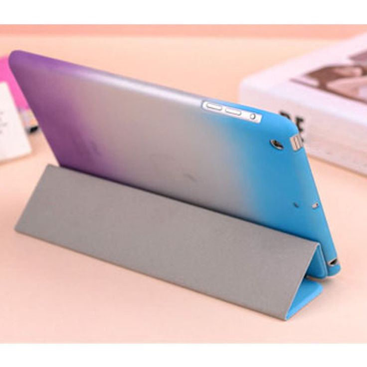 Smart Case for iPad 4 3 2 Ultra Thin Magnetic Wake up / Sleep PU Leather Stand Cover for iPad 4 Case PC Back Cover | iPhone Covers Online