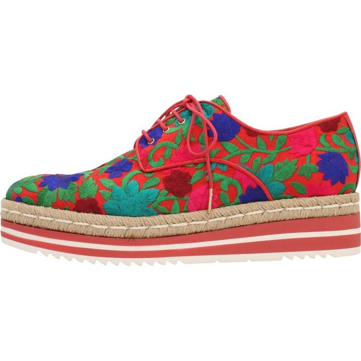 PONS QUINTANA. Zapatos online. 7073 011 ROJO