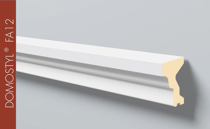 DOMOSTYL® FA12 / H 90 x W 60 mm / L 2m