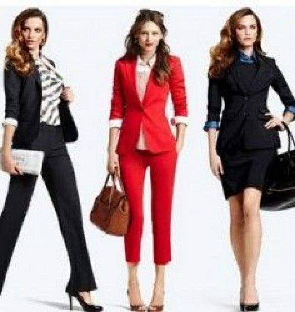 Professional Business Attire For Young Women #businessoutfit #young #business #o…
