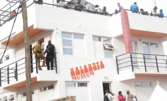 My First Prison Cell Was Called Kalakuta. Na So I Start Kalakuta Republic – Fela