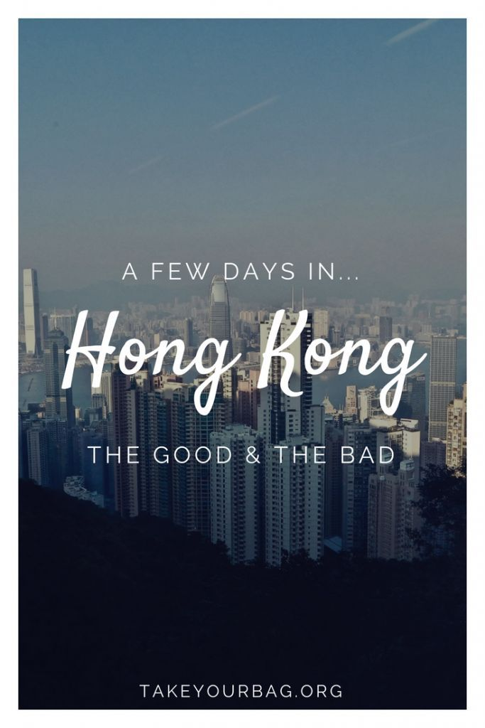 A few days in Hong Kong | What to do in Hong Kong | Where to eat in Hong Kong | Visit the Big Buddha in Hong Kong | Go to Victoria Peak in Hong Kong. Travel in Asia.