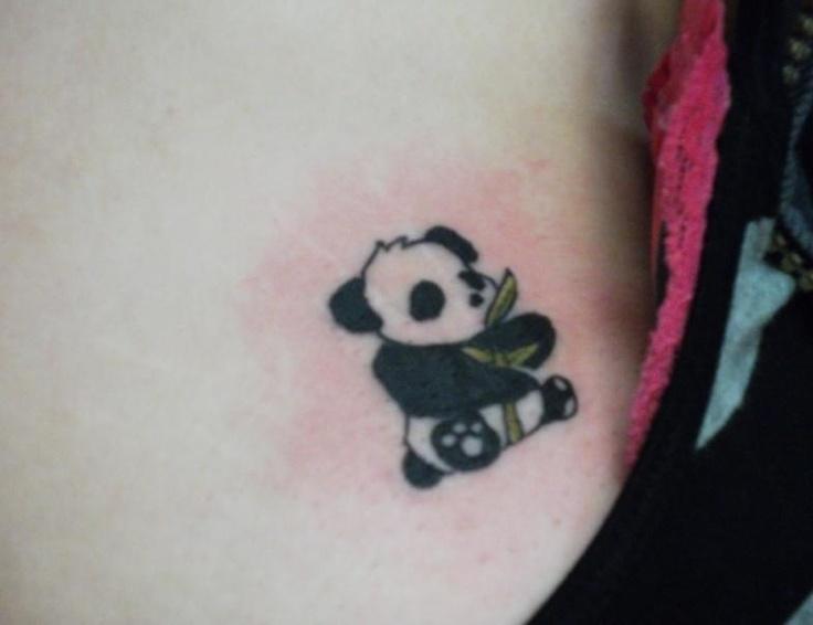 panda tattoo tattoo ideas pinterest tattoo and tatting. Black Bedroom Furniture Sets. Home Design Ideas