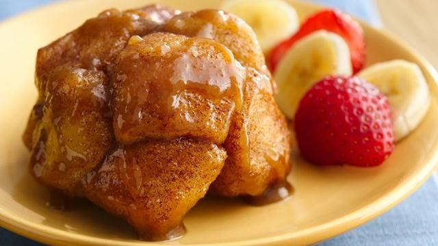 Best idea ever...Monkey Bread Minis made in a cupcake tin!