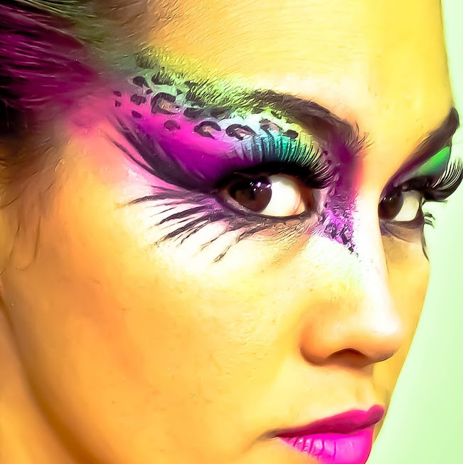 17 Best images about Face painting animal print on ...