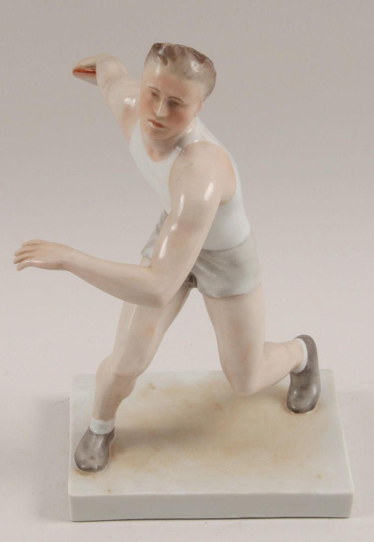 herend olympische figur 1936