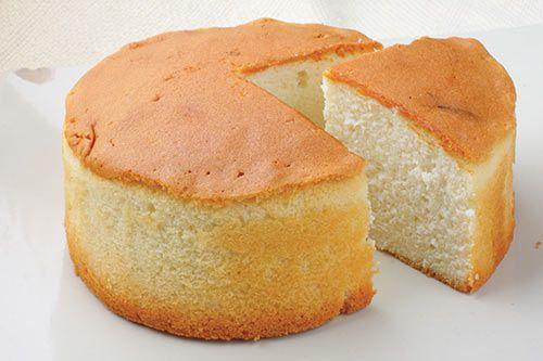 Indian Recipes in Hindi | बिना अंडे का वनिला केक - Eggless Vanilla Cake