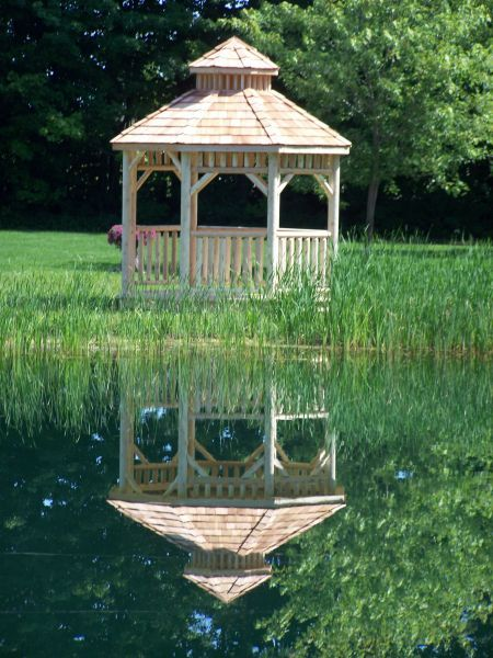 17 Best Images About Gazebo Kits And Hot Tub Shelters On
