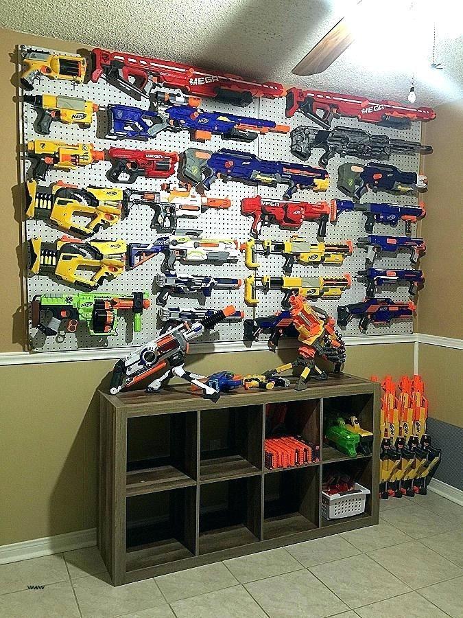 ed22120c1c nerf gun wall storage sheen gun wall rack slat wall shelves elegant s gun  wall s room hi res sheen gun wall nerf gun wall storage ideas