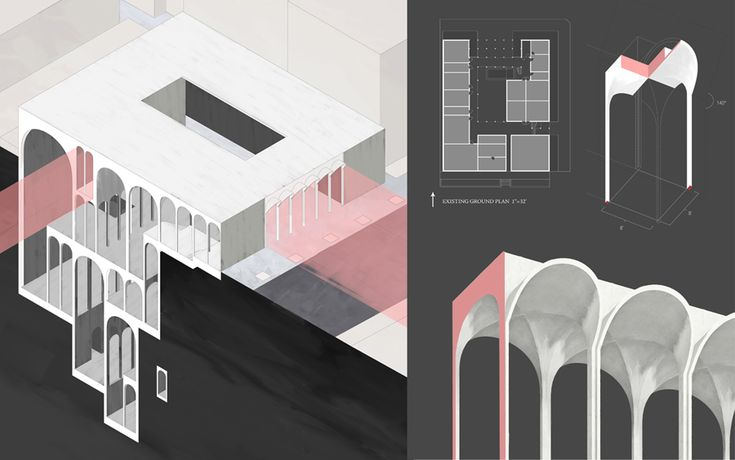 Andrew Wagner. [Thesis] B.Arch // Context Forgotten | SUPER//ARCHITECTS