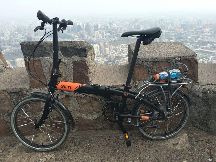 Paseo al Cerro San Cristóbal en bici!
