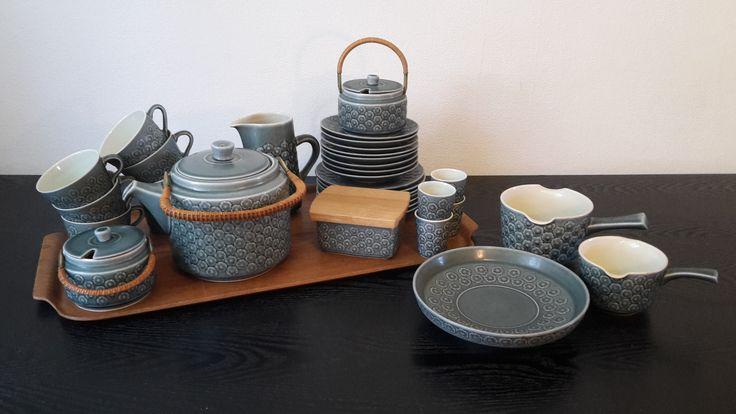 Jens Harald Quistgaard, danish design - Azur table ware :-) epokerum@gmail.com #epokerum #jensharaldquistgaard #tableware #vintageinterior #vintageinteriør #danishdesign #midcenturydesign