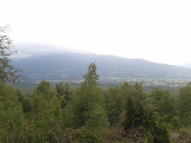 Valle Melipeuco Chile