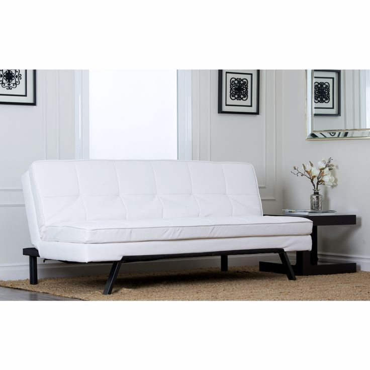 abbyson living newport double cushion convertible sofa overstock shopping great deals on abbyson living futons find this pin and more on sleeper sofas