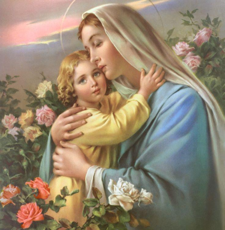 Nos Passos de Maria - Devoções a Nossa Senhora , a Virgem Maria , Mãe de Deus