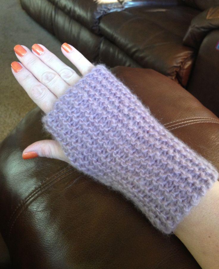 Knitting Gloves For Beginners Fingerless : Best images about free knitting patterns on pinterest