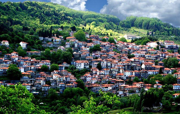 TRAVEL'IN GREECE | #Metsovo, #Epirus, #Greece, #travelingreece