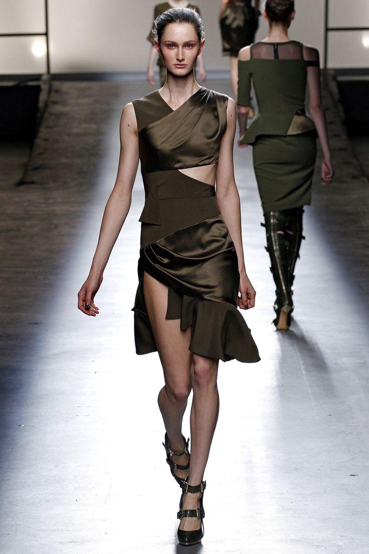 wear collection new york fashion week prabal gurung fall winter prabal ...