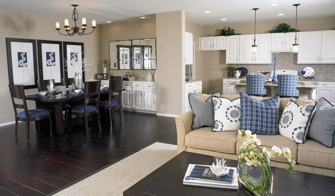 enchanting living room dining combo | 10 Best images about Kitchen/living room combo on ...