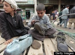 aVOID Plug-In Blocks Out Clothing Products Online Made By Child Laborers