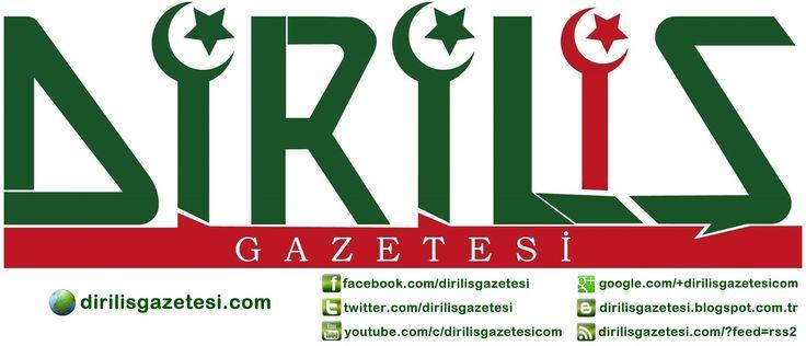 Diriliş Gazetesi Logosu  http://dirilisgazetesi.com