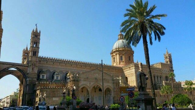 Cattedrale di Palermo in Palermo, Sicilia