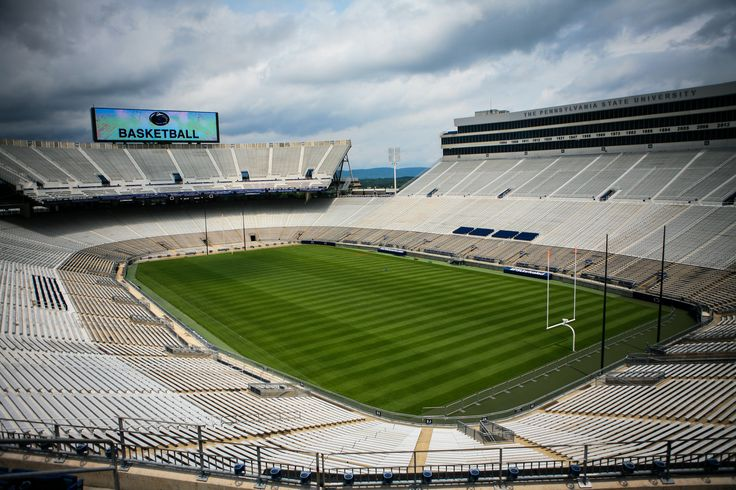 Every Penn State football fan's favorite place is Beaver Stadium. #WEARE