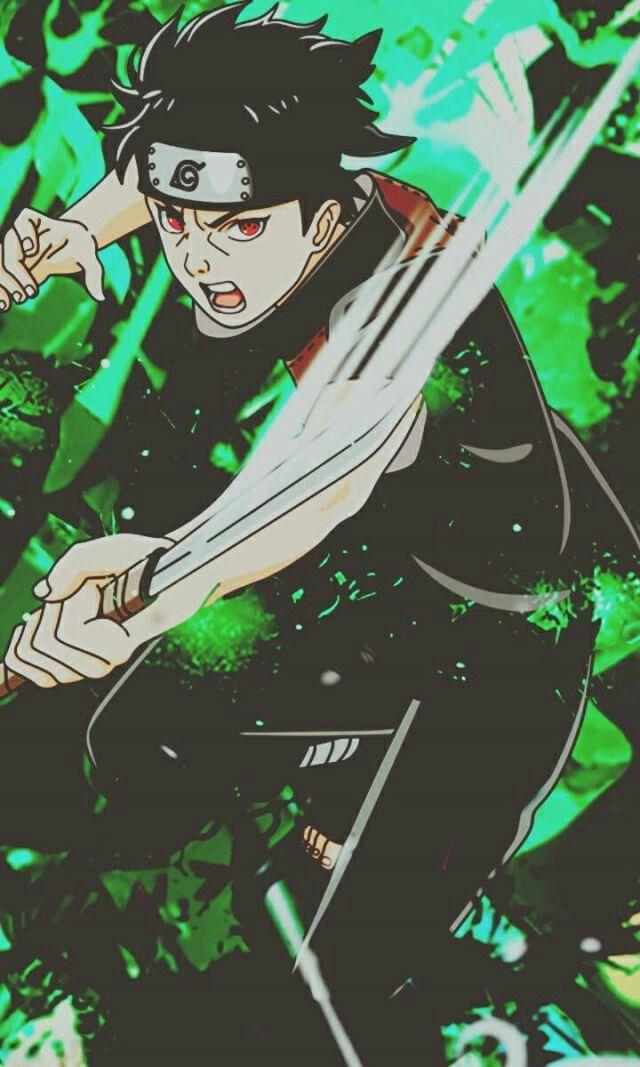 Shisui Uchiha Naruto Personagens De Anime Anime Naruto Desenho