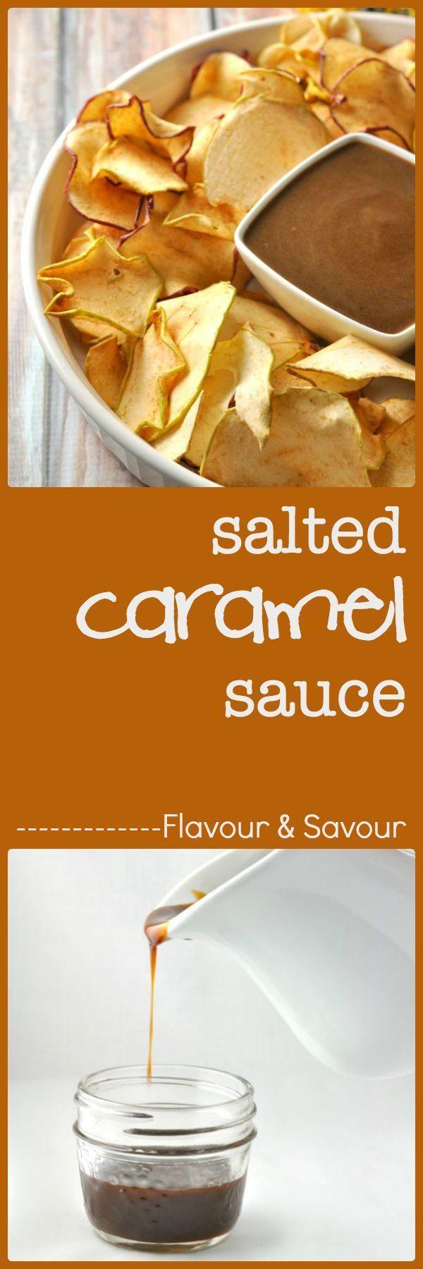 coconut milk salted caramel sauce sauces gf sauces marinades dips ...