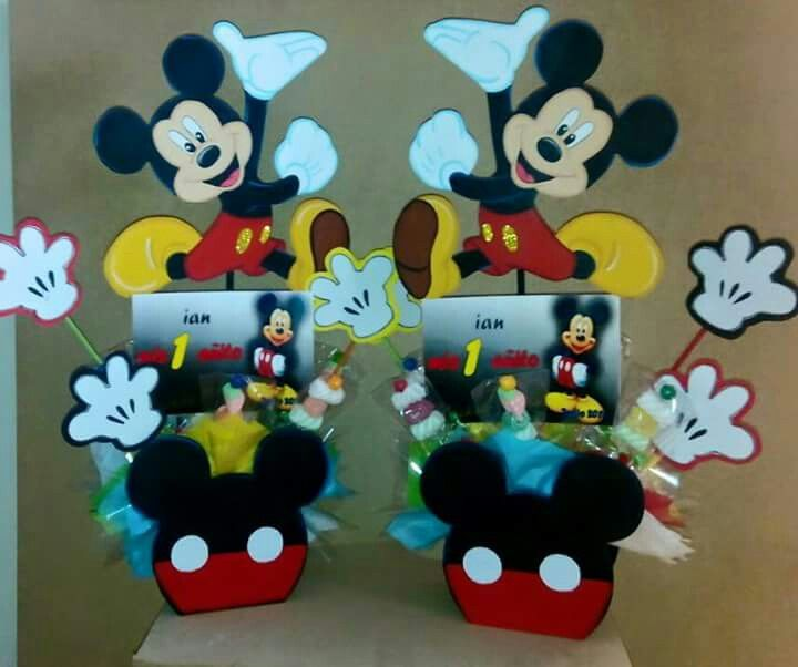 2070 best minnie and mickey mouse images on pinterest - Fiesta tematica mickey mouse ...