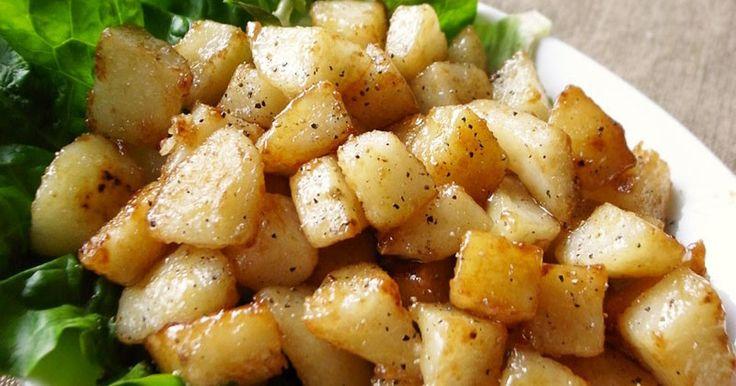 止まらない~コロコロじゃがいものテリヤキ by moj [クックパッド] 簡単おいしいみんなのレシピが243万品
