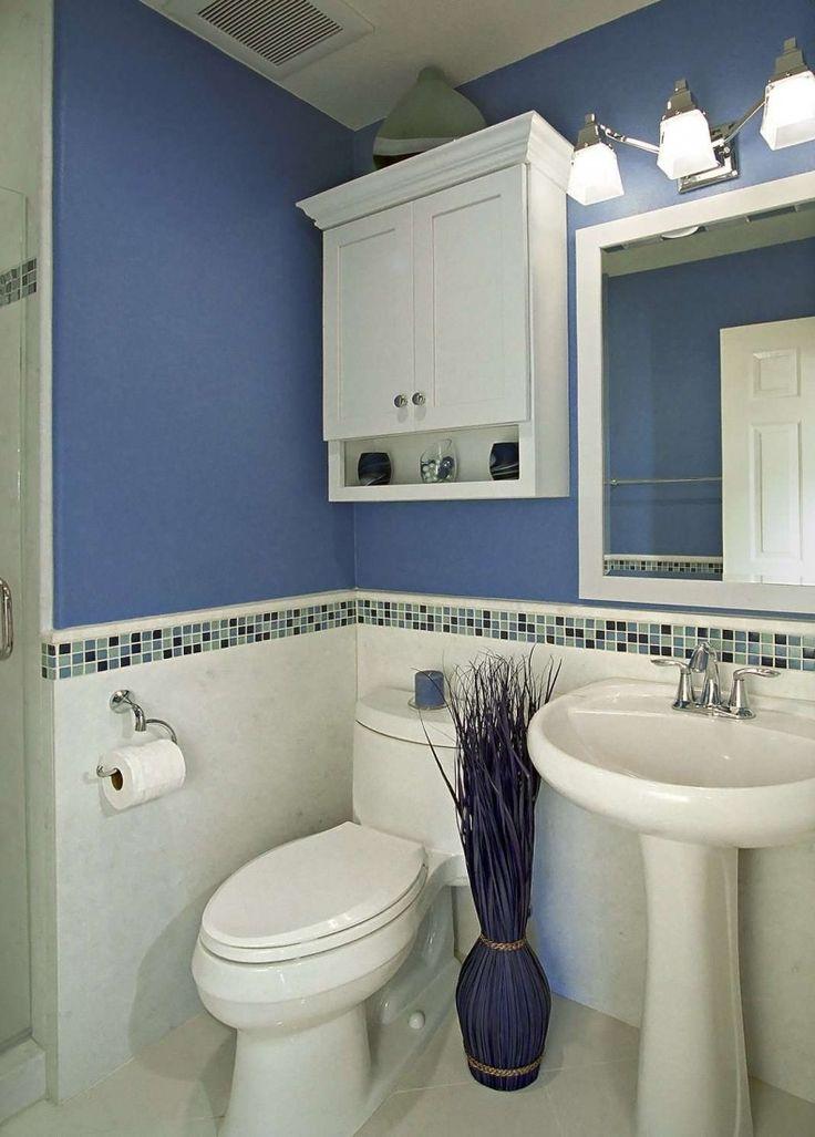 small blue bathroom ideas google search