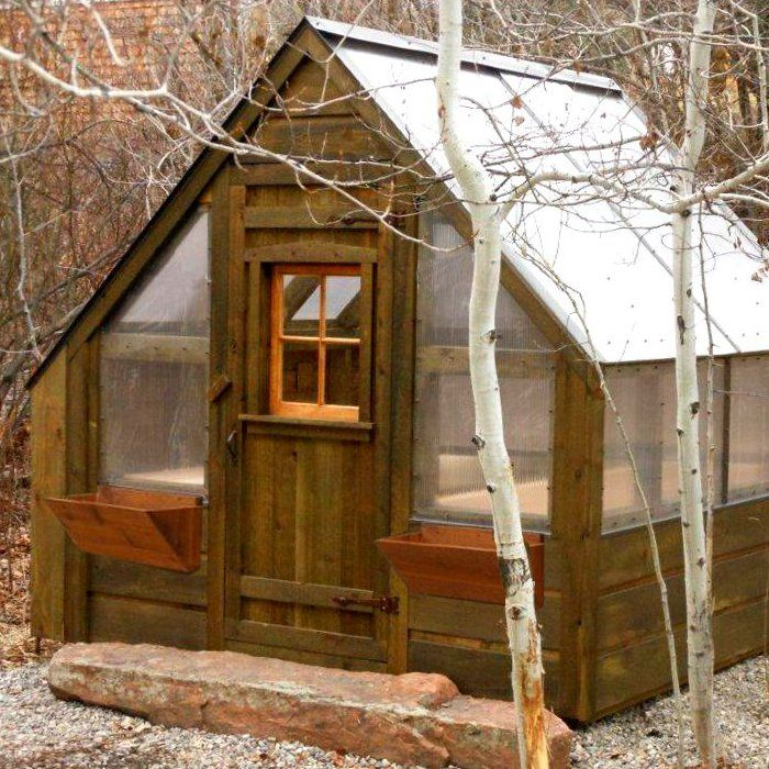 13 Best Rustic Greenhouse Ideas Images On Pinterest