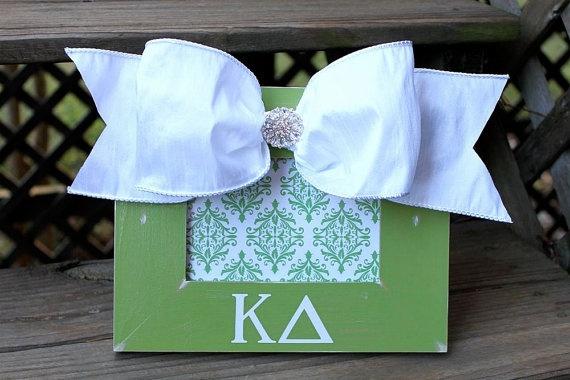 Kappa Delta Love! .... I want this!!