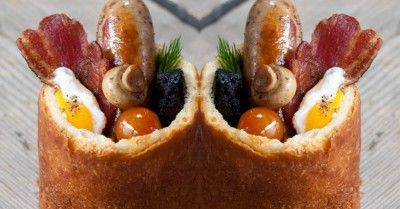 South African-inspired bunny chow restaurant wins best breakfast award in UK ♥ #SouthAfrican