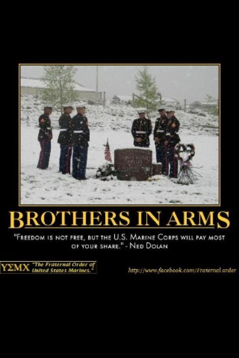 Not to mention all the Navy Corpsman serving with their Marine brothers and sisters. US Marine Corps Help celebrate a great career in the US Marine Corps Personalized custom Military rings : http://www.military-rings.com #USMC #USMarines #USMilitary