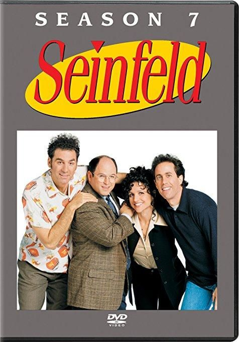 Jerry Seinfeld & Jason Alexander & Andy Ackerman-Seinfeld: Season 7