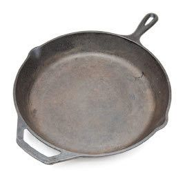 The ultimate guide for learning how to season cast iron. We show you how to make a perfect, nonstick seasoned coating for your griddles, pans & cookware.