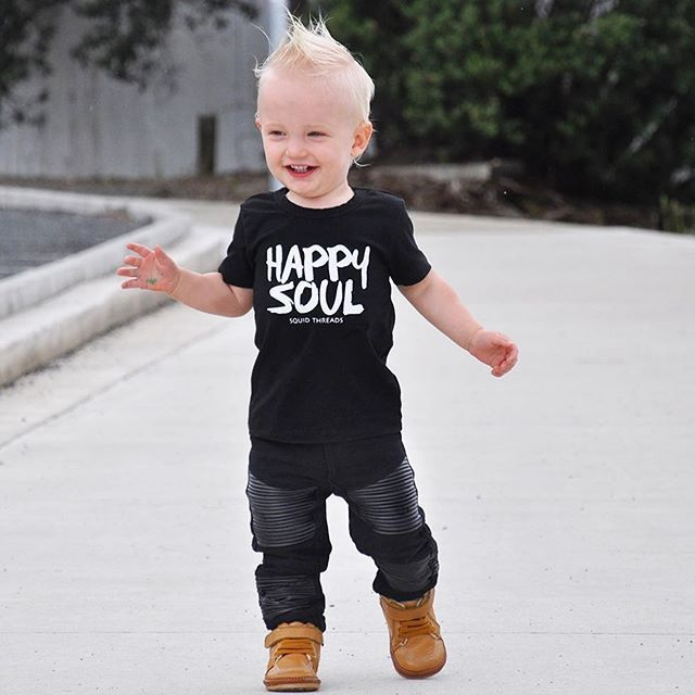 Big Smiles Weekend is here!  Always in style is handsome  Ollie wearing the M-503 denim leather pants in black! available also in military green sizes 0-6 years get them now www.mischiefandco.com  . . . . #mischiefandco #kidsfashion #kidsclothes #kidsclothing #kidsstreetfashion #kidsstreetwear #toddlerfashion #toddlerstyle #toddlersofig #influencer  #kidsootd #shopthelook #kidatshirt #luxetees #bloggermom #bloggerstyle #kidsstyles #2yearsold #4yearsold #6yearsold #brandreppin #brandreps…