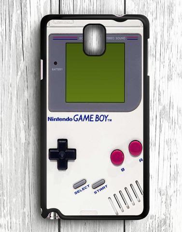 White Gameboy Samsung Galaxy Note 3 Case