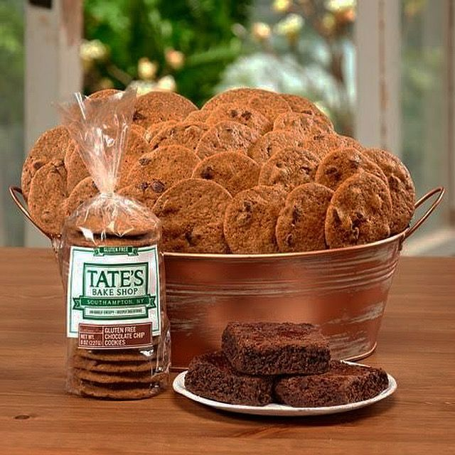15 best gifts images on pinterest gift baskets chocolate chips our gluten free sweet chocolate basket is overflowing with deeply delicious gf chocolate chip cookies negle