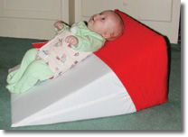 Tucker Wedge with Sling - If I had this, Maddie might actually be able to sleep in her crib!