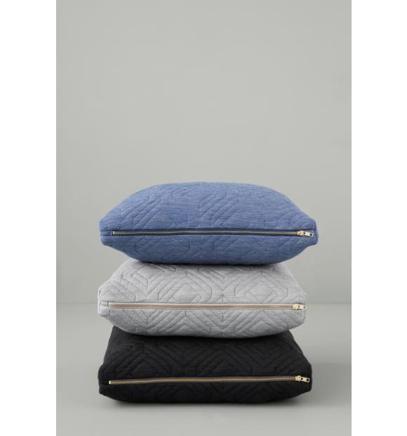 ferm LIVING - Light Blue Cushion 45x45