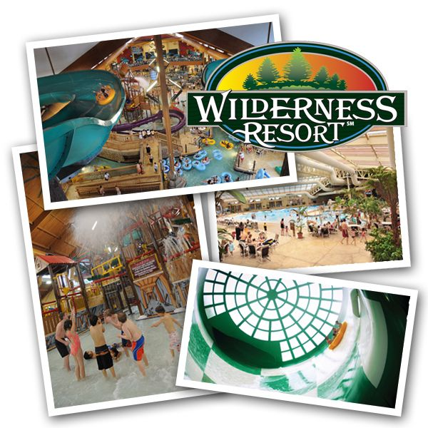 The Wilderness Resort, Wisconsin Dells- check eBay travel section!