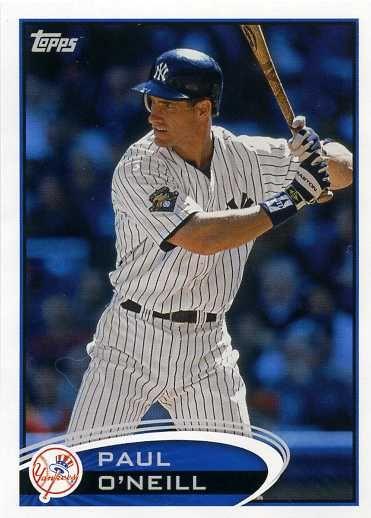 Paul Oneill Day At Yankee Stadiumhtml Autos Post