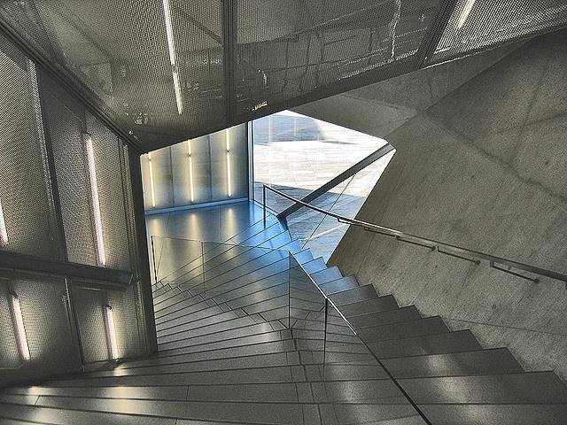 Porto, Casa da Música. Rem Koolhaas by z.z, via Flickr