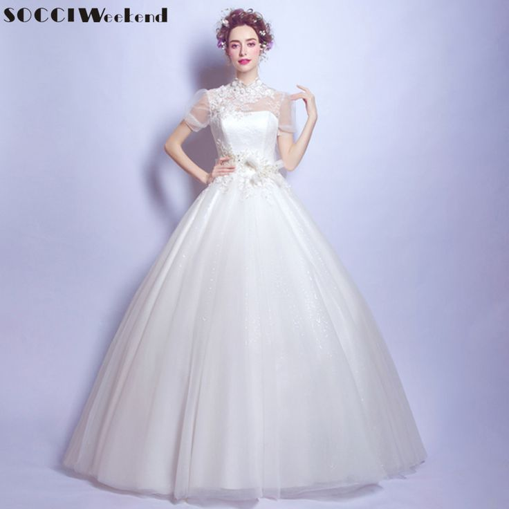 The Best Vestido De Noiva Gola Princesa Ideas On Pinterest