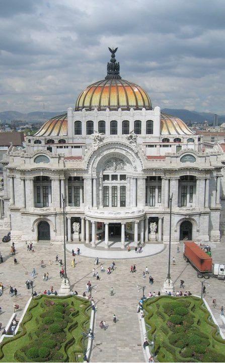 17 Best Images About Palacio De Bellas Artes