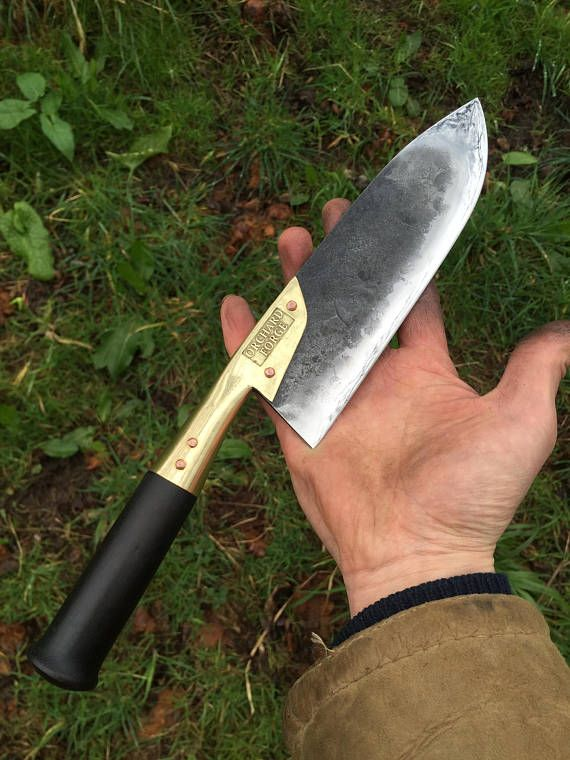 Couteau de chef en acier au carbone 8 de haut en fer