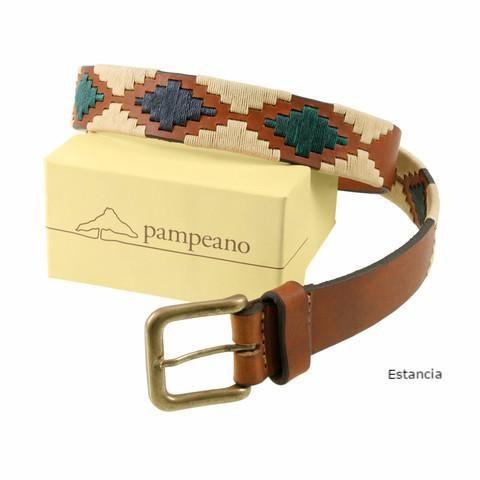 Pampeano Estancia polo belt. Gorgeous colours!